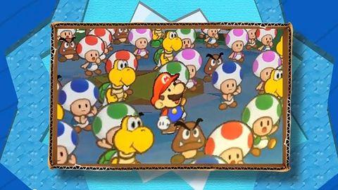 Papierowy Mario kontratakuje