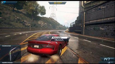 Lepiej późno, niż wcale - demo Need for Speed: Most Wanted czeka na pobranie