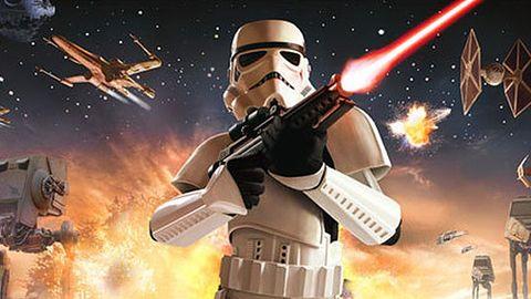 EA jest podekscytowane możliwością tworzenia nowego Star Wars: Battlefront