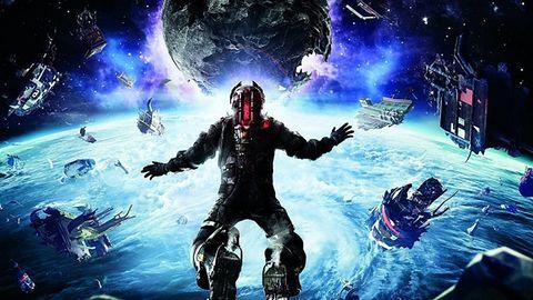 Dead Space 3 z obsługą Kinecta