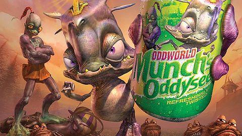Wracamy do Oddworld - Munch's Oddysee HD czeka tuż za rogiem