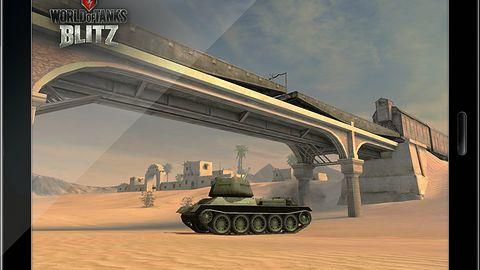 World of Tanks Blitz - Wargaming wjeżdża na tablety i smartfony