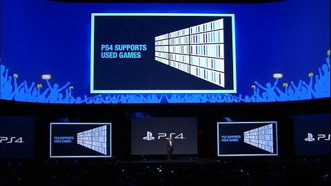 Sony uspokaja: nic się nie zmieniło, będzie można sprzedawać używane gry na PS4