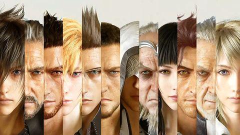 E3: Umarło Final Fantasy Versus XIII, niech żyje Final Fantasy XV