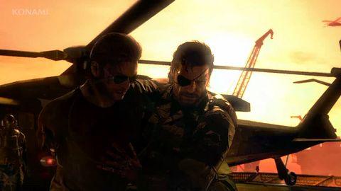Co łączy Kojimę, Metal Gear Solid 5 i Kinecta?