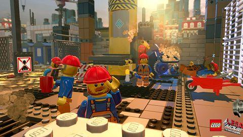 Plotki sugerują, że Warner Bros. pracuje nad grą łączącą wirtualną rozgrywkę z prawdziwymi klockami Lego