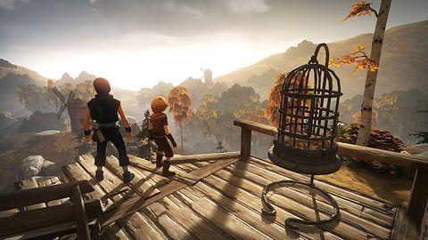 Brothers: A Tale of Two Sons trafi na PS3 i PC jeszcze w tym miesiącu