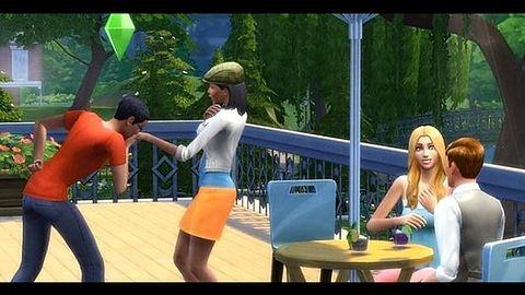 The Sims 4 jednak pod koniec roku, a nie na jego początku