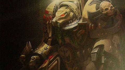 Chcecie więcej Space Hulk? Dostaniecie FPSa Space Hulk - Deathwing
