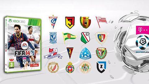 EA Sports potwierdza - T-Mobile Ekstraklasa w FIFA 14
