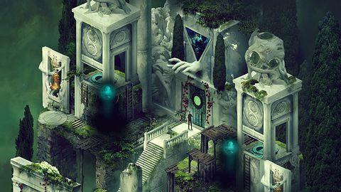 Tajemniczy świat Pavilion zbadamy na PS4 i PS Vita
