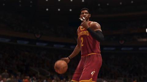 Skoro piłkę ma Kyrie Irving, to oglądacie zwiastun NBA Live 14