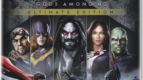 Potwierdzone: Injustice trafi na Vitę. A także na PC i PS4