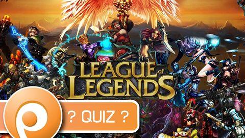 Całkiem trudny quiz o League of Legends