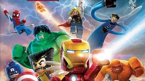 Lego Marvel Super Heroes - recenzja