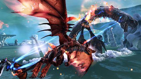 Twórcy Crimson Dragon mają ciekawy sposób na ulepszanie swojej gry