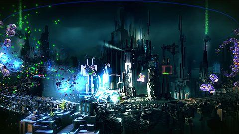 Resogun - recenzja. Startowa perełka dla PS4