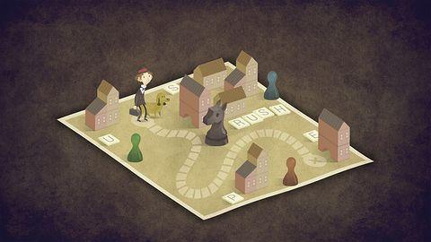 Gra na podstawie twórczości Franza Kafki doczekała się pierwszego zwiastuna