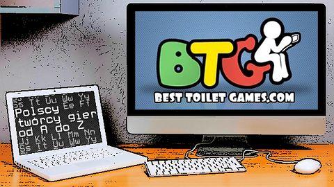 Polscy twórcy gier od A do Z: BestToiletGames Studio