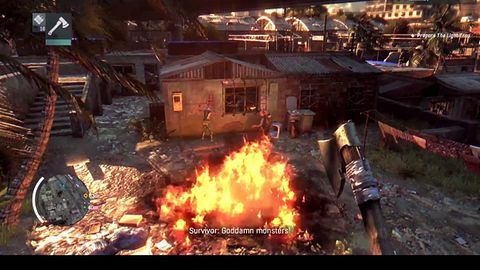Spójrzmy na Dying Light z nieco innej strony
