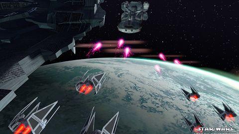 Nie będzie kosmicznych bitew. Star Wars: Attack Squadrons skasowane