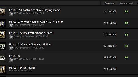Bethesda pracuje nad ponownym dodaniem Fallout 1, 2 i Tactics na Steam