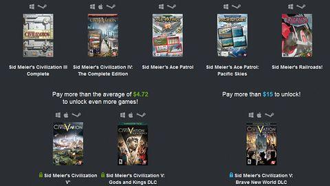 Dziś do Humble Bundle zaprasza Sid Meier. Trzy Cywilizacje i dużo więcej