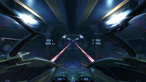 EVE Valkyrie także na PS4. A tak prezentują się kosmiczne bitwy w wirtualnej rzeczywistości