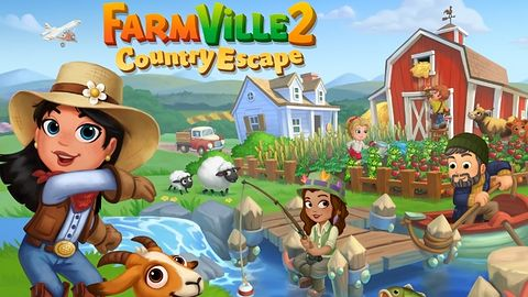 Czy ktoś jeszcze pamięta tę grę? Farmville 2 trafiło na komórki