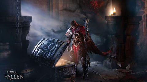 Co mają ze sobą wspólnego świstak i nowy zwiastun Lords of the Fallen? [WIDEO]