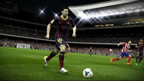 Twórcy FIFA 15 chwalą się detalami