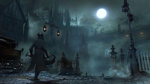 Fragment rozgrywki Bloodborne prezentuje się obiecująco