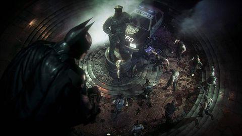 Czyżby Batman zdradził właśnie datę premiery Arkham Knight?