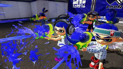 Już jutro zagramy w otwartą betę Splatoon na Wii U