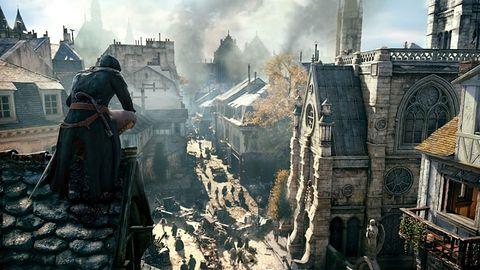 Pierwsze oceny Assassin's Creed: Unity nie dorastają do oczekiwań