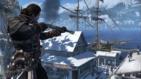 Assassin's Creed Rogue pojawi się na PC 10 marca. Znamy wymagania sprzętowe