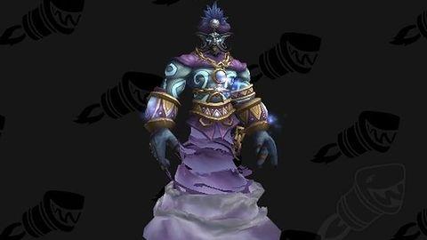 Czy tak będzie wyglądał Robin Williams w World of Warcraft?