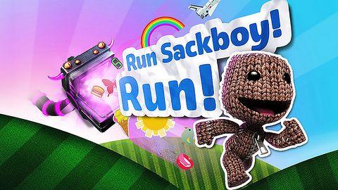 Run SackBoy! Run! wbiegnie na PS Vita i urządzenia mobilne