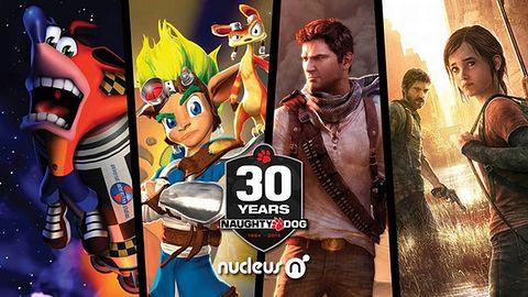 Naughty Dog obchodzi 30. urodziny. Wszystkiego najlepszego!