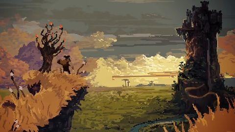 Children of Morta - debiutancki zwiastun przepięknej, pixel-artowej opowieści