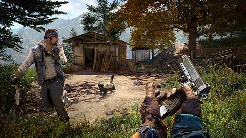 Kooperacja w Far Cry 4 wygląda na fajną zabawę