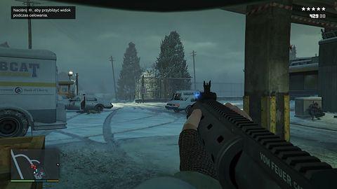 Testujemy widok pierwszoosobowy w GTA V [WIDEO]