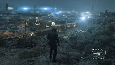 Jak prezentuje się Metal Gear Solid 5 na PC? Nvidia zapewnia, że lepiej niż na PlayStation 4