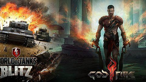 World of Tanks Blitz i Godfire trafiły wreszcie na Androida