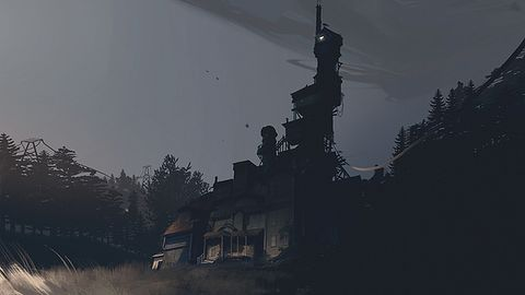 What Remains of Edith Finch - nowa gra twórców The Unfinished Swan