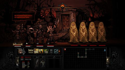 Autor Darkest Dungeon walczy o usunięcie gry z Windows Game Store