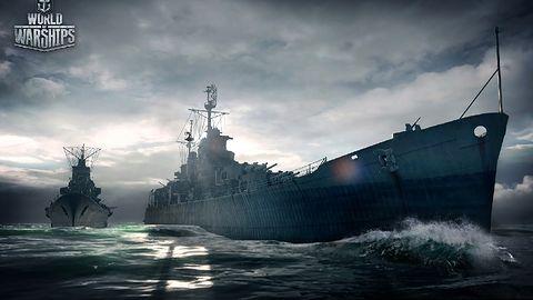 Rambo na mostku kapitańskim. Graliśmy w World of Warships