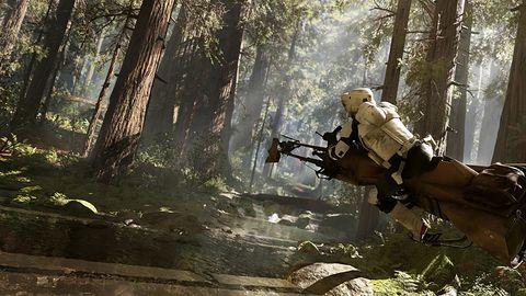 Nowy Star Wars Battlefront już w listopadzie na PS4, Xboksa One i PC?