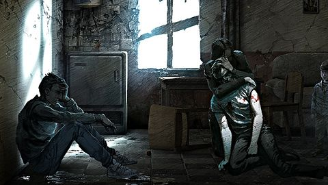 Ludzkie tragedie w This War of Mine przeniosą się niebawem na ekrany tabletów