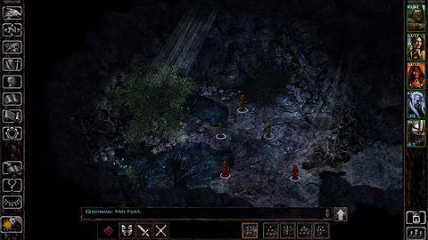 Baldur's Gate: Siege of Dragonspear zepnie fabuły Baldur's Gate: Enhanced Edition i kontynuacji